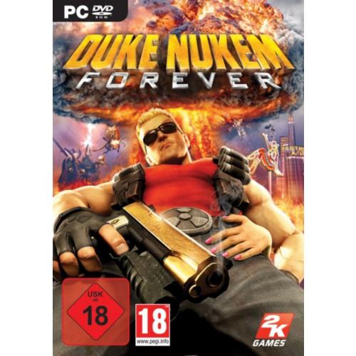 2kGames Duke Nukem Forever