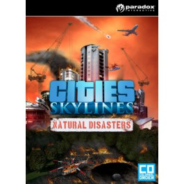 City Skylines Natural Disasters Product Key
