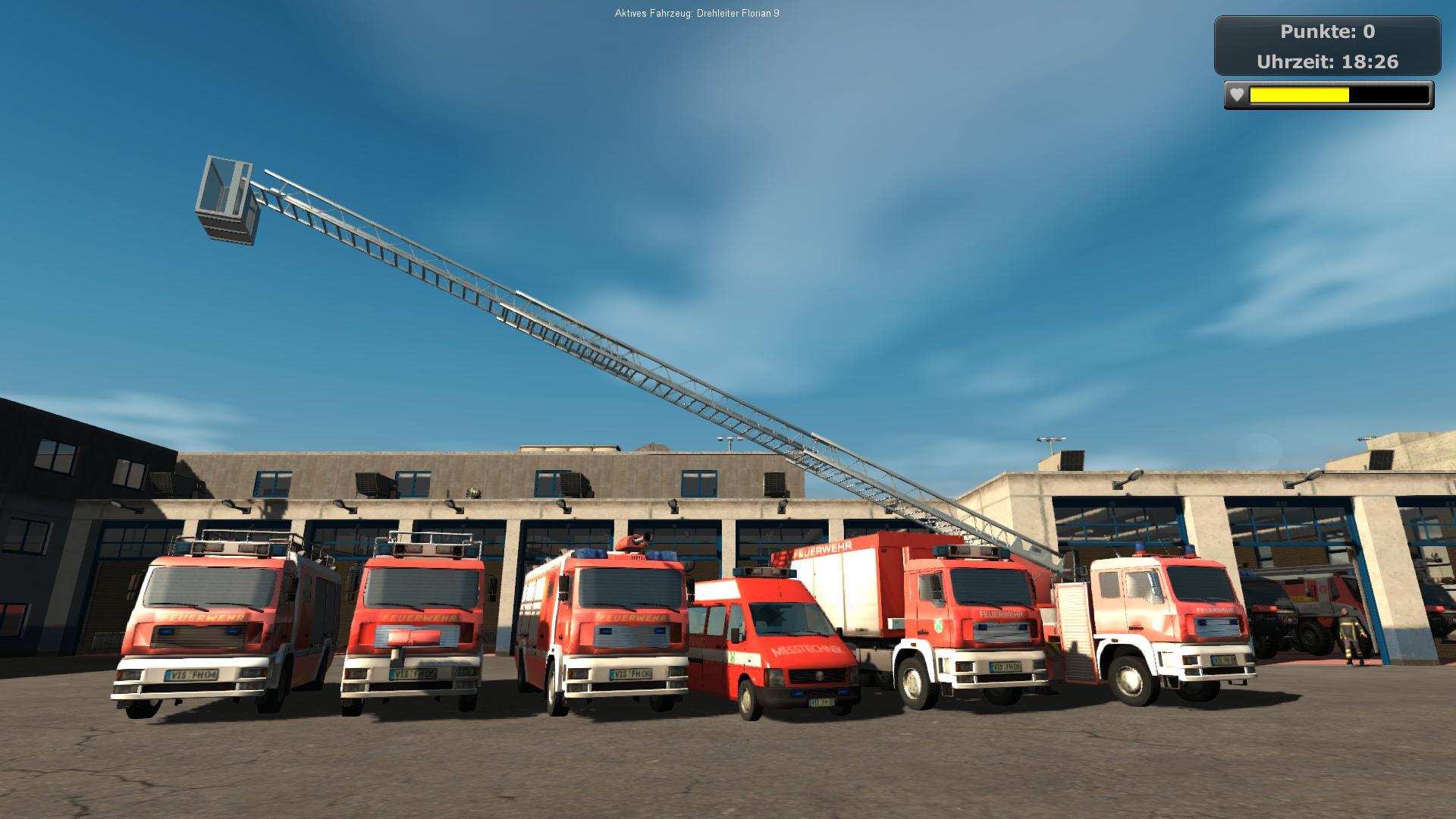 feuerwehr simulator online