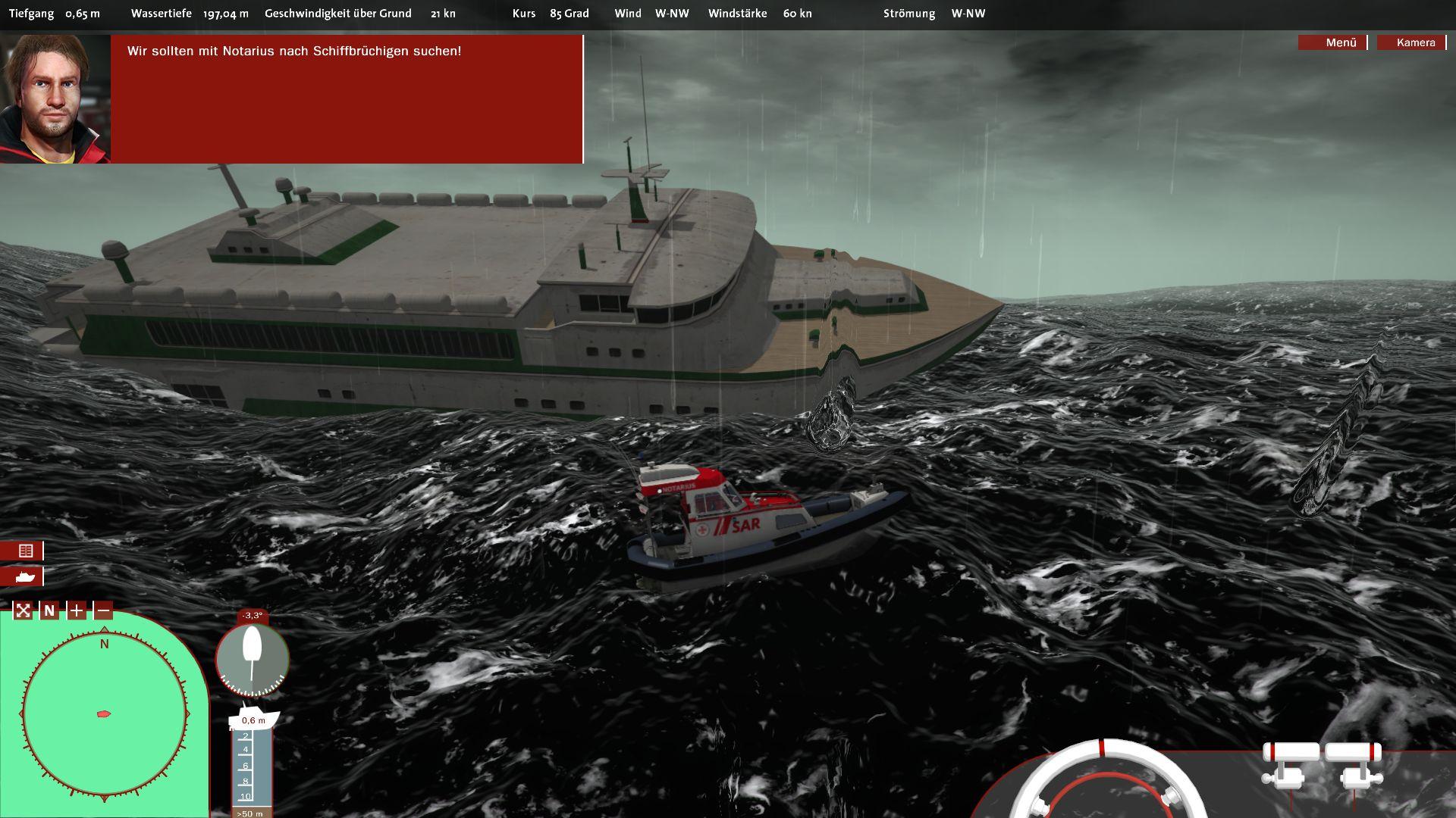 schiff simulator online