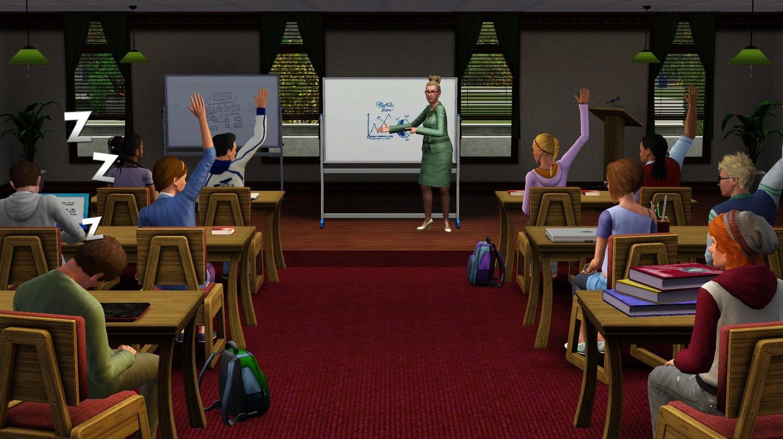 sims 3 wildes studentenleben screenshot sims 3 wildes studentenleben ...