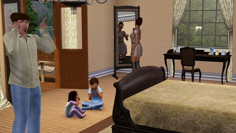 die sims 3 hidden springs add on online kaufen download. Black Bedroom Furniture Sets. Home Design Ideas
