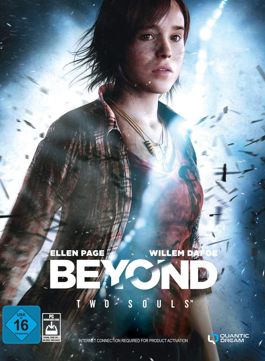 Beyond Two Souls PC Download Full Version Epic Games Code ...