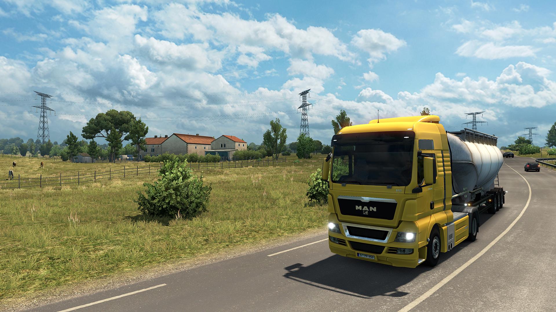 euro truck simulator 2 vive la france online kaufen und. Black Bedroom Furniture Sets. Home Design Ideas