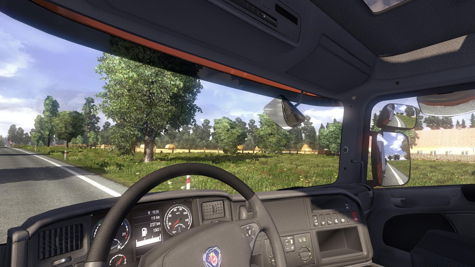 euro truck simulator 2 titanium edition online kaufen und. Black Bedroom Furniture Sets. Home Design Ideas