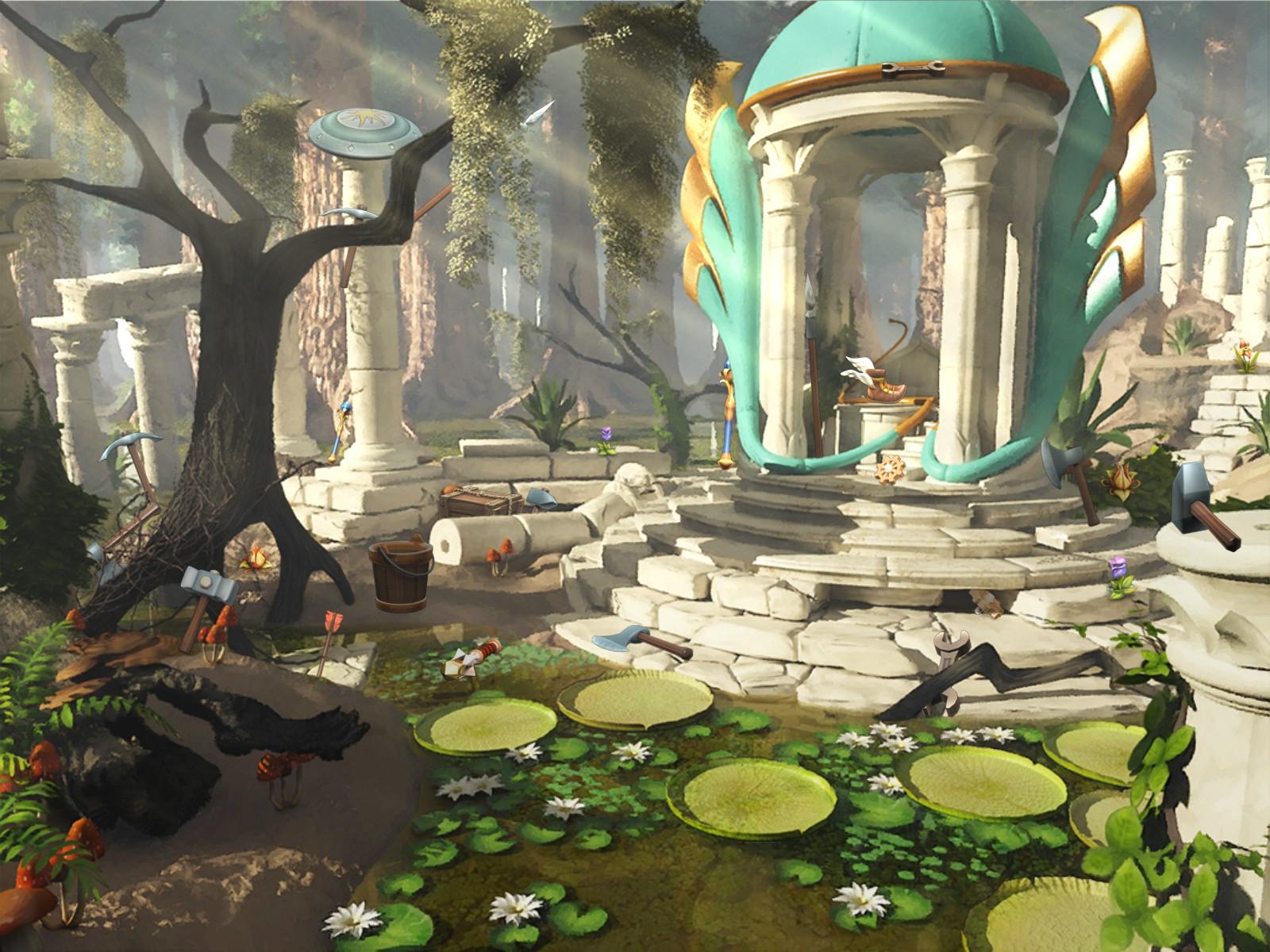 Die Legende Von Atlantis Exodus