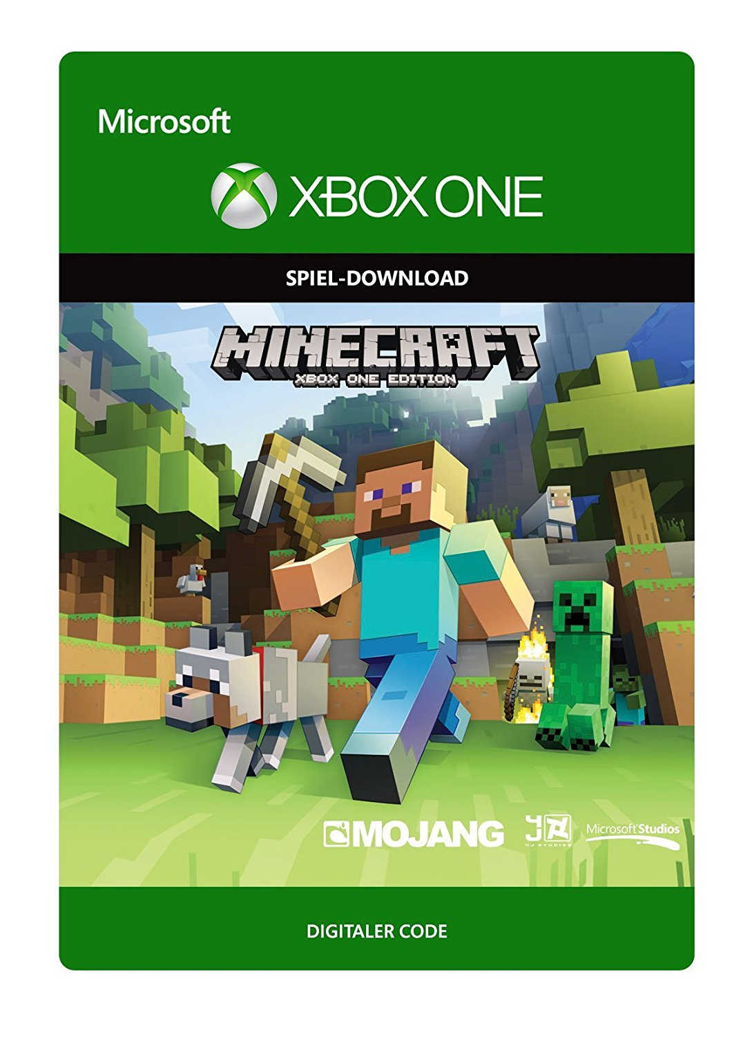 Minecraft Als Xbox One Edition Download Online Kaufen - Minecraft spielen vollversion